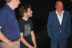 Andre Spilker und Sewan Latchinian